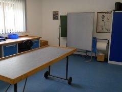 Gerätehaus Pfaffing - Atemschutzwerkstatt