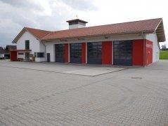 Gerätehaus Pfaffing